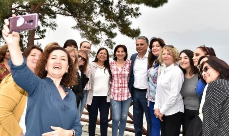 Başkan Uysal mahalle temsilcileriyle buluştu