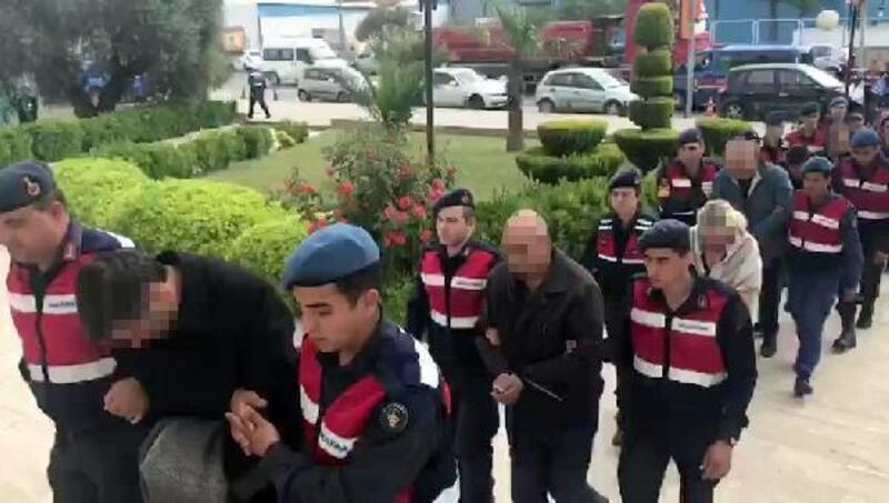 İnfaz koruma memurları ile hükümlü yakınlarına rüşvet operasyonu: 10 gözaltı