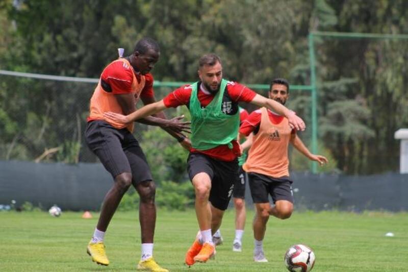Hatayspor'da Adanaspor hazırlıkları tamamlandı