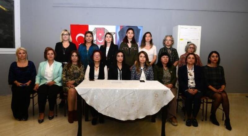 Adana'da, kadınlardan çocuğun cinsel istismarına tepki