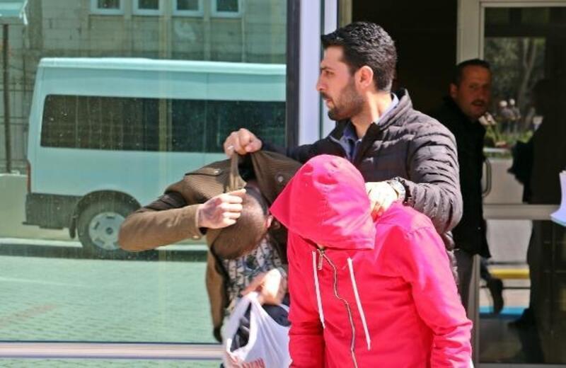 Samsun'da hırsızlık şüphelisi iki çocuğa tutuklama
