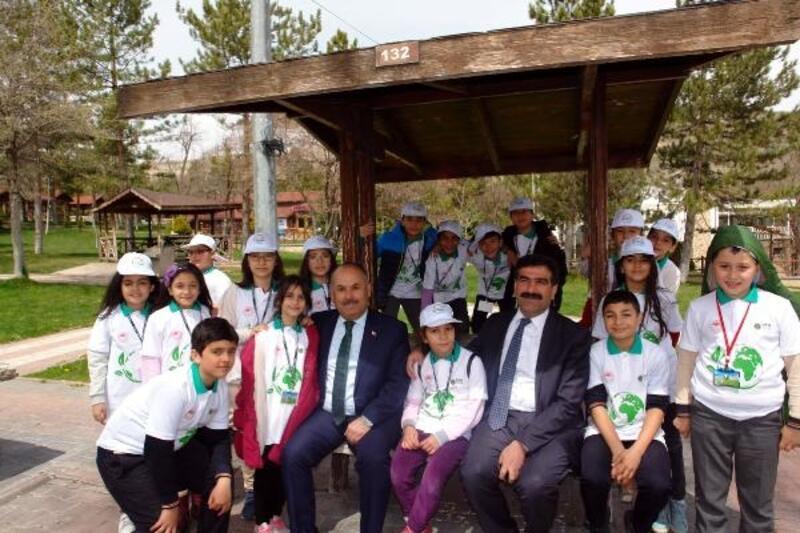 """2019 yılı lider çocuk tarım kampı """"Sıfır Atık"""" teması ile düzenlendi"""