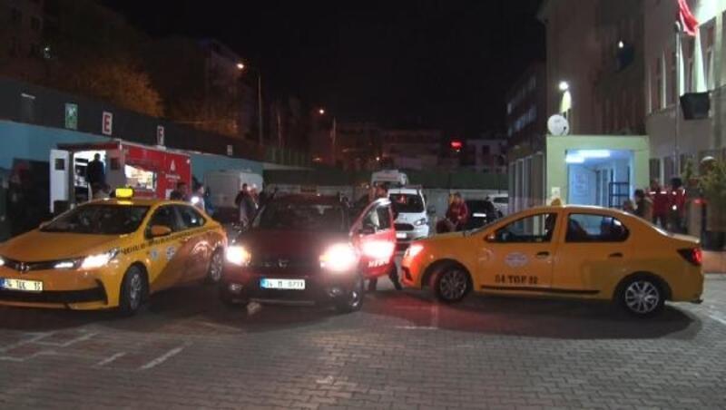Esenyurt'ta okulda bekletilen vatandaşlar otellere gönderildi