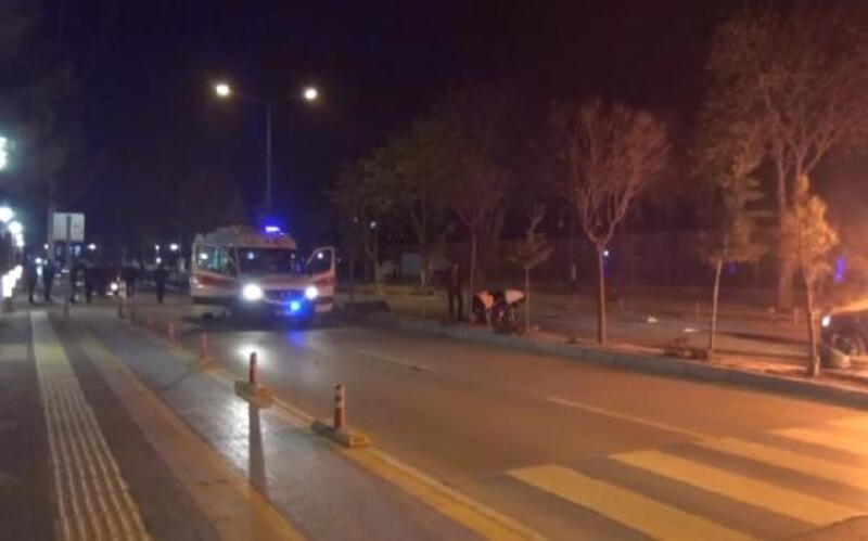 Kütahya'da kaza: 1'i ağır, 2 yaralı