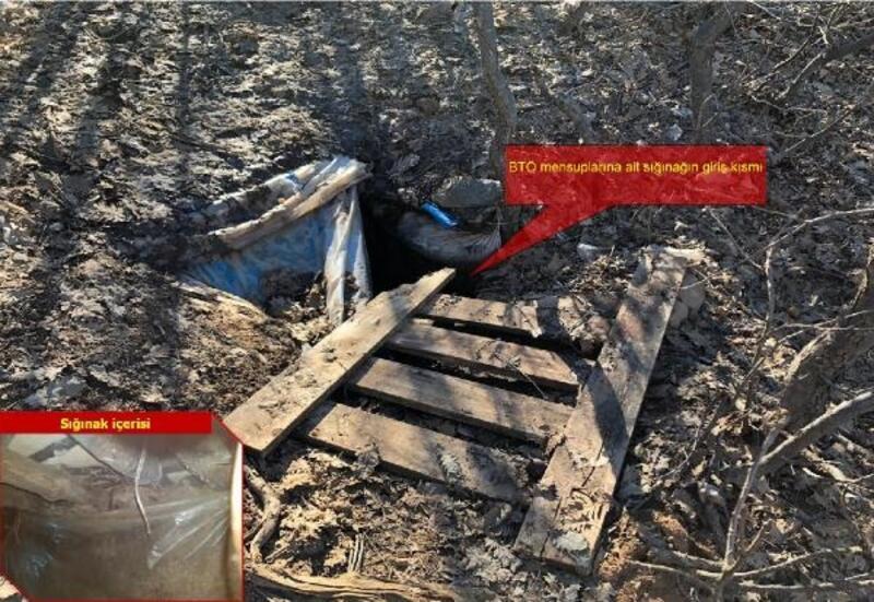 Lice'de 5 PKK'lının ölü ele geçirildiği operasyonda 21 sığınak bulundu