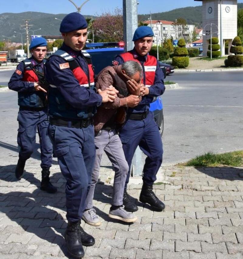 Muğla'da çocuklara taciz şüphelisi inşaat işçisi adliyede