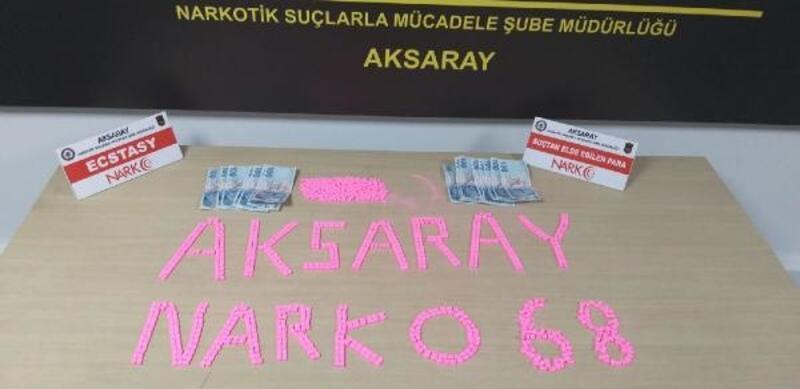 Aksaray'da uyuşturucu operasyonu: 1 tutuklu