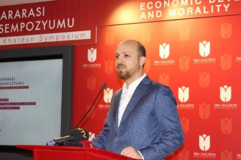 Bilal Erdoğan: Dünyayı 8 milyar insana yetemeyecek şekilde kullanıyoruz