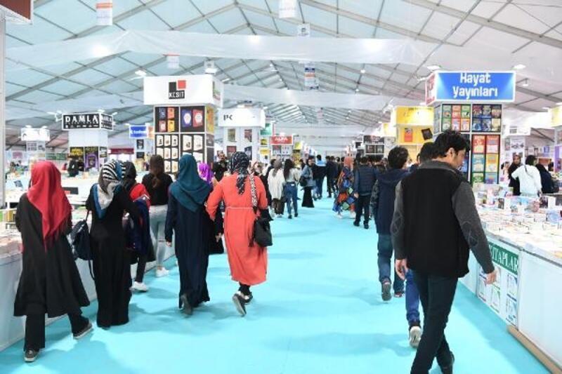 8'inci Malatya Anadolu Kitap ve Kültür fuarı açıldı