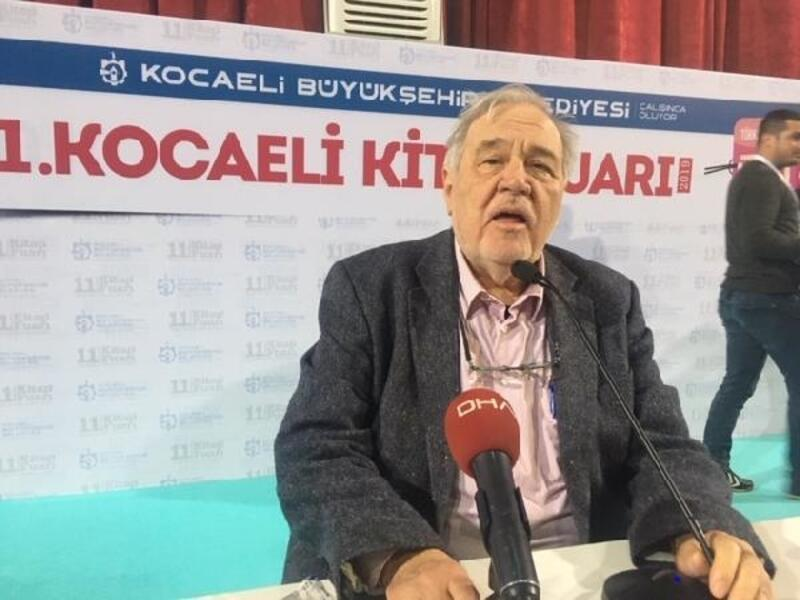 Prof. Dr. Ortaylı: Herkesin kendine göre bir Türkçe uydurduğu memlekette lisan olmaz