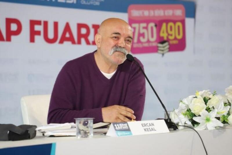 Ercan Kesal: Bir insan ünlü olmak için oyunculuk yapmaz