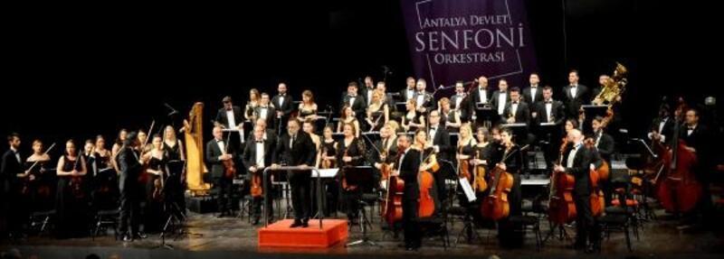 Senfoniden keman konseri