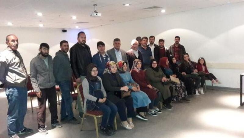 Tomarza'da girişimcilik kursu