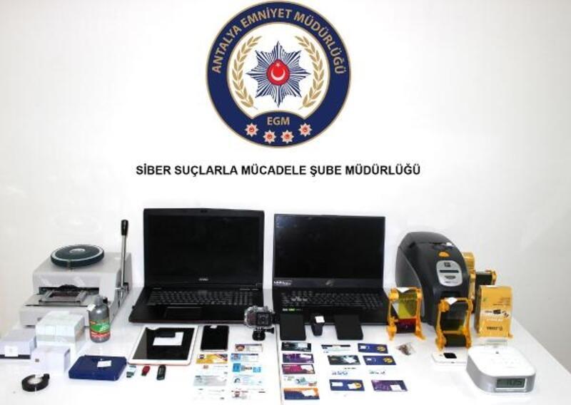 96 suçtan aranan şüpheli, yakalanıp, tutuklandı
