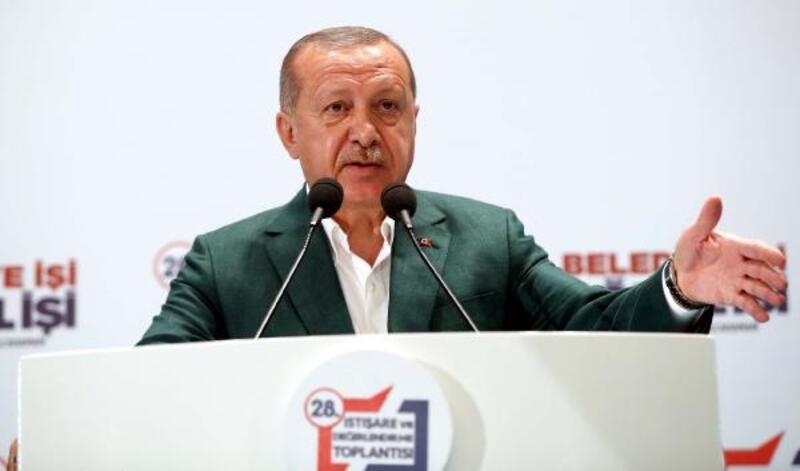 Erdoğan: Ekonomik teröre teslim olmadık, olmayacağız
