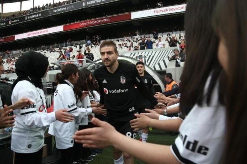 Beşiktaş - MKE Ankaragücü (FOTOĞRAFLAR)