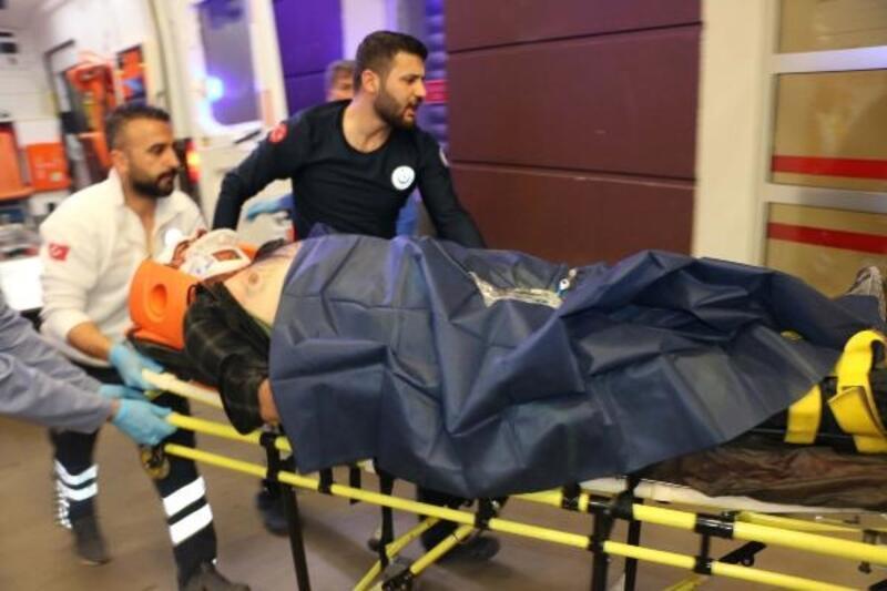 Adıyaman'daki kazada bebek öldü, 5 kişi yaralandı