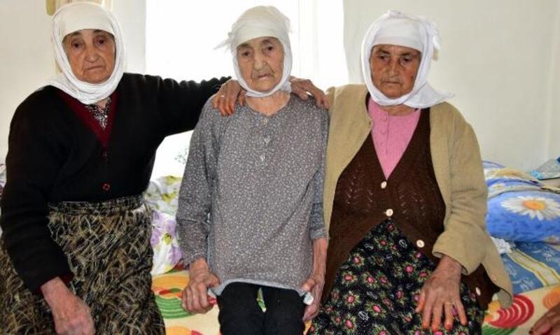 112 yaşındaki Ayşe nine, 'Maşallah' dedirtiyor