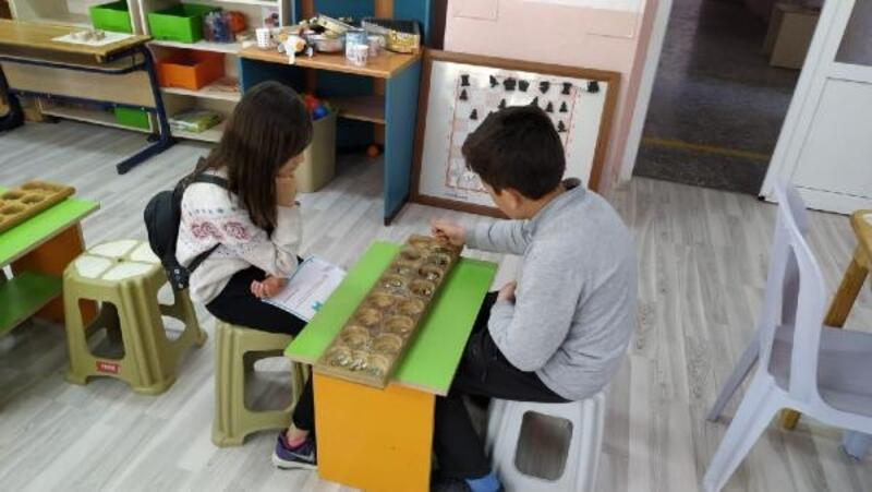 Hisarcık'ta mangala turnuvası