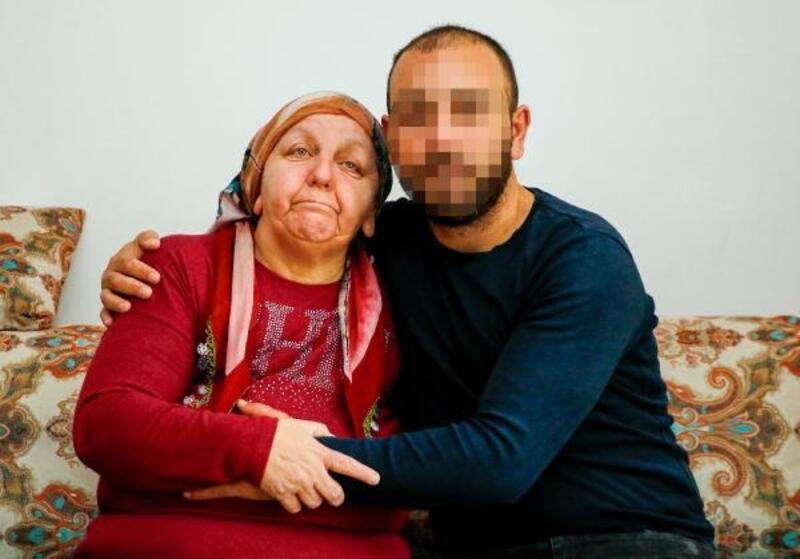Hem kanseri hem de oğlunun uyuşturucu bağımlılığını yenmek için mücedele ediyor