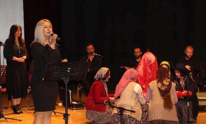 Teke Yöresi Müzik Topluluğu'ndan ilk konser
