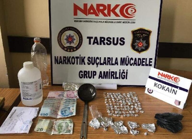 Tarsus'ta polis suçluya geçit vermiyor
