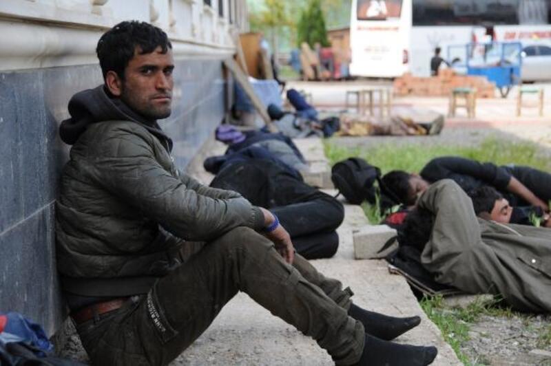 Afganların 'umut' yolculuğu; bazıları öldü, 200'den fazlası Diyarbakır'da