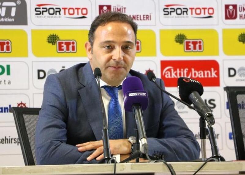 Eskişehirspor - Afjet Afyonspor maçının ardından