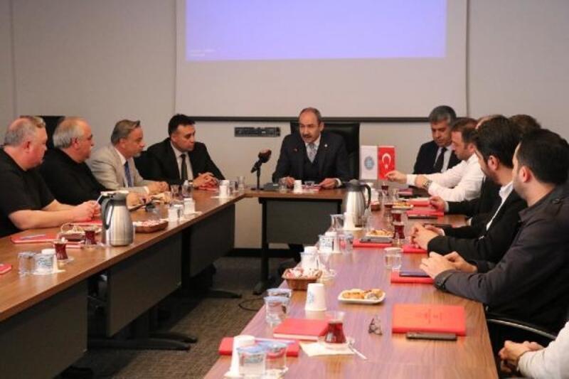 KTO'da 'Kuşaklararası şirket yönetimi ile kurumsal gelecek projesi' eğitimi