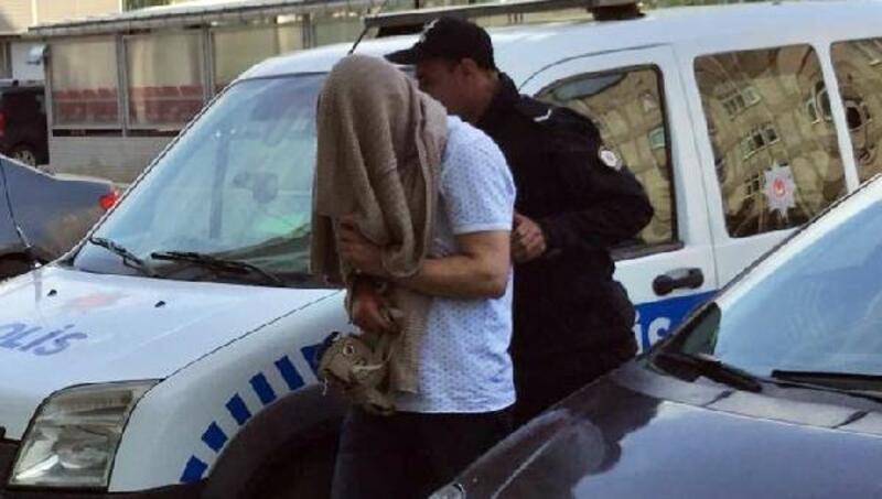 Kadınlara cinsel organınıgösterdiği iddia edilen şüpheli, serbest