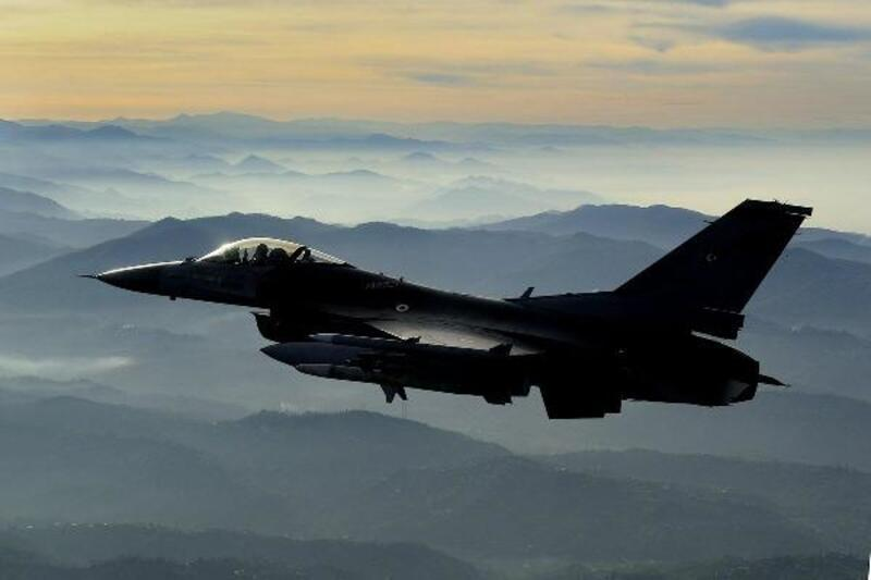 Irak'ın kuzeyinde, PKK hedefleri imha edildi