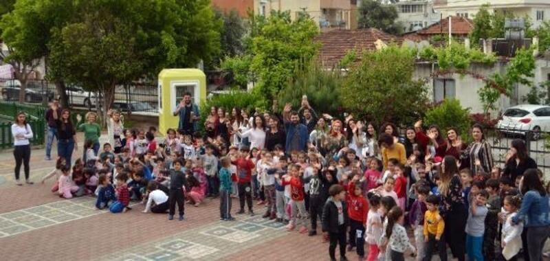 Akdeniz Üniversitesi, anaokullarına fidan dikiyor