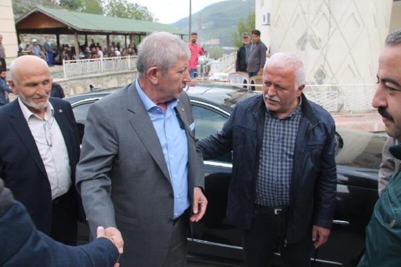 Amasya'da 6 asırlık yağmur duası ve kurban geleneği sürüyor
