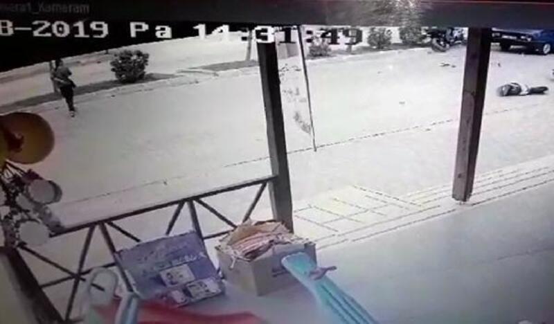 Ceyhan'da motosiklet kazası: 2 ağır yaralı