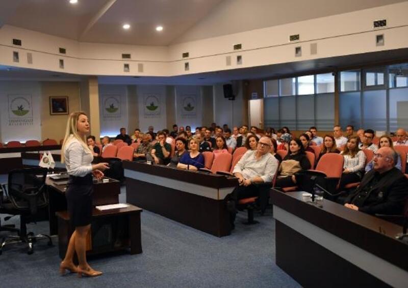 Osmangazi Belediyesi personeline iş sağlığı ve güvenliği eğitimi