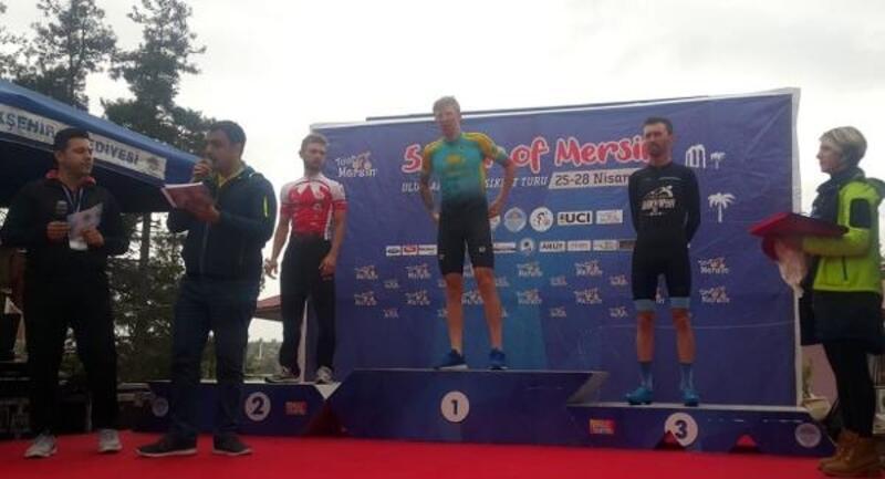 Bisiklette en iyi Türk takımı Antalyaspor