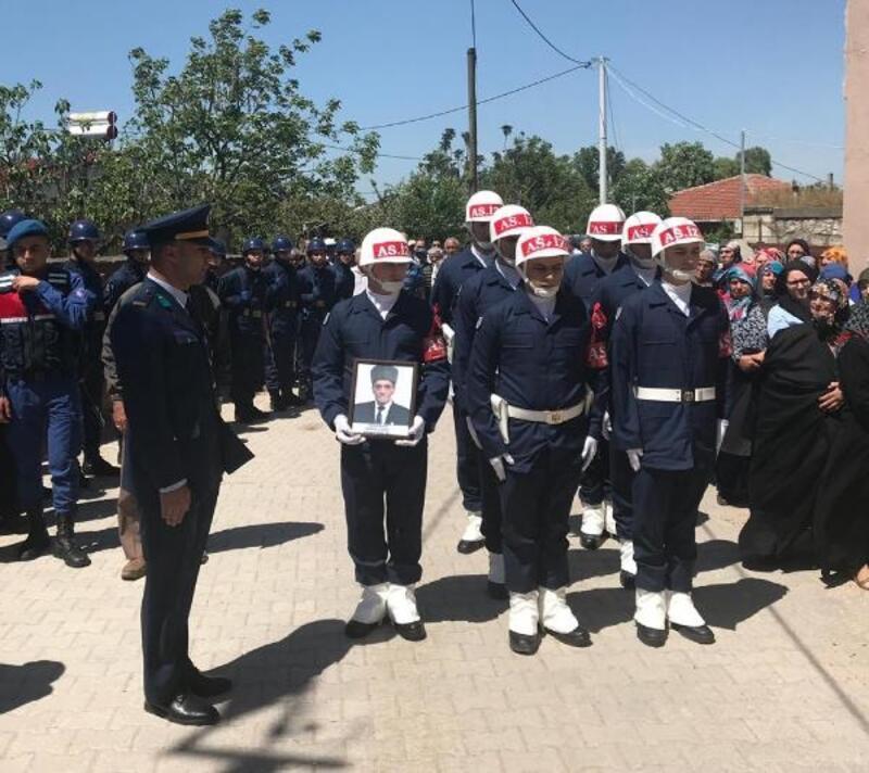 Kıbrıs Gazisi'ne son görev