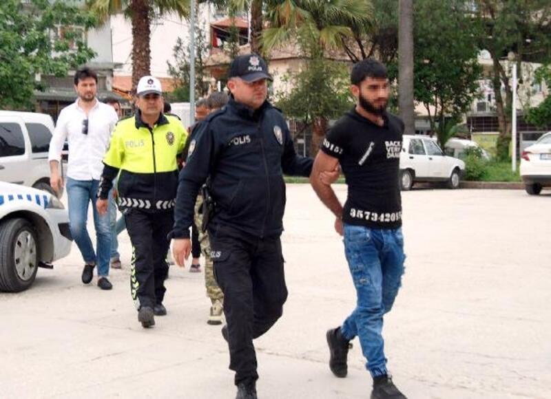 Yayladağı'nda bıçaklı kavgaya 3 tutuklama