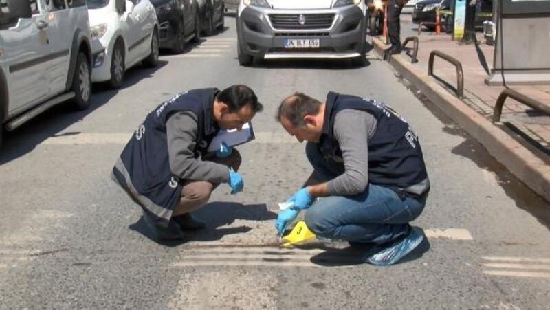 Gaziosmanpaşa'da silahlı saldırı