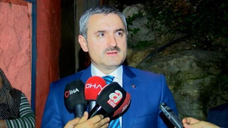 AK Parti İstanbul İl Başkanı Şenocak açıklamalarda bulundu