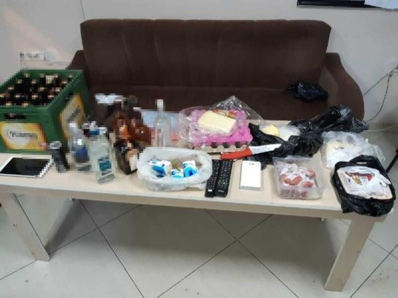 Çaldığı eşyaları bebek arabasıyla taşıyan şüpheli tutuklandı