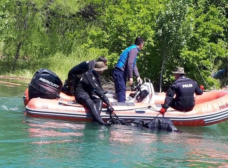 1 haftadır kayıp Abdulkadir'in, baraj gölünde cesedi bulundu