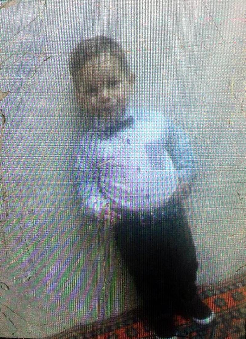 Üzerine televizyon düşen Suriyeli çocuk öldü