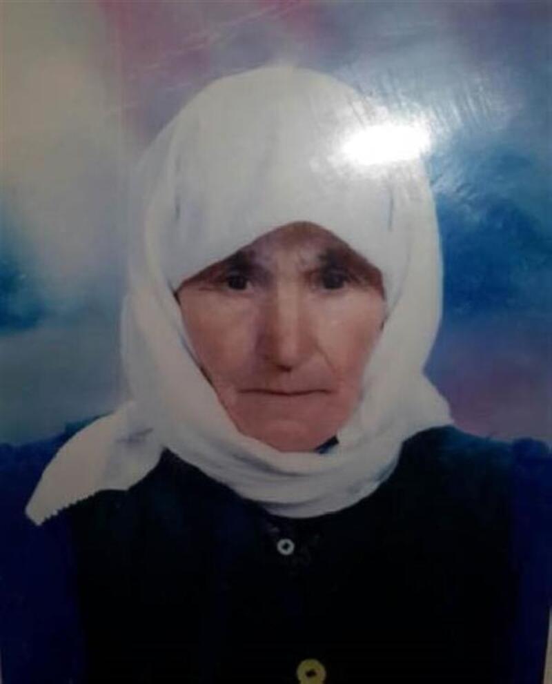 İskeleti 5 yıl sonra bulunan yaşlı kadın, boğularak öldürülmüş