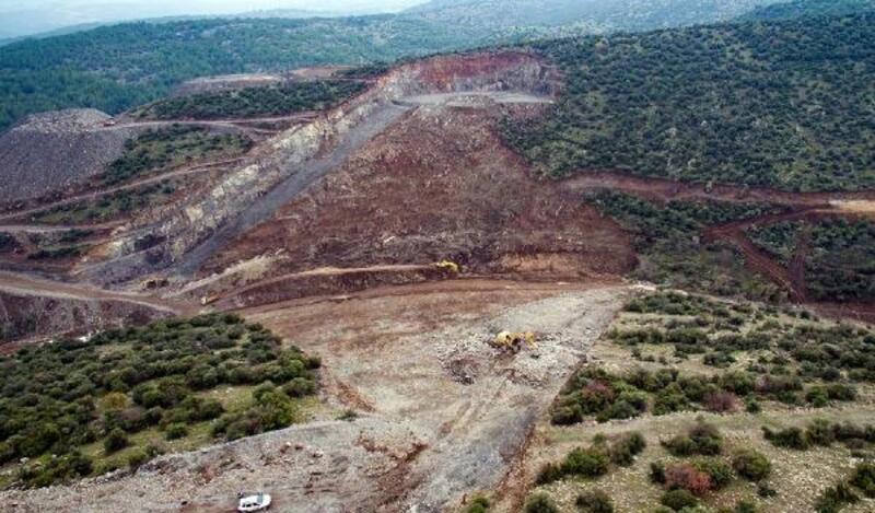 Musacalı Barajı'nda çalışmalar sürüyor