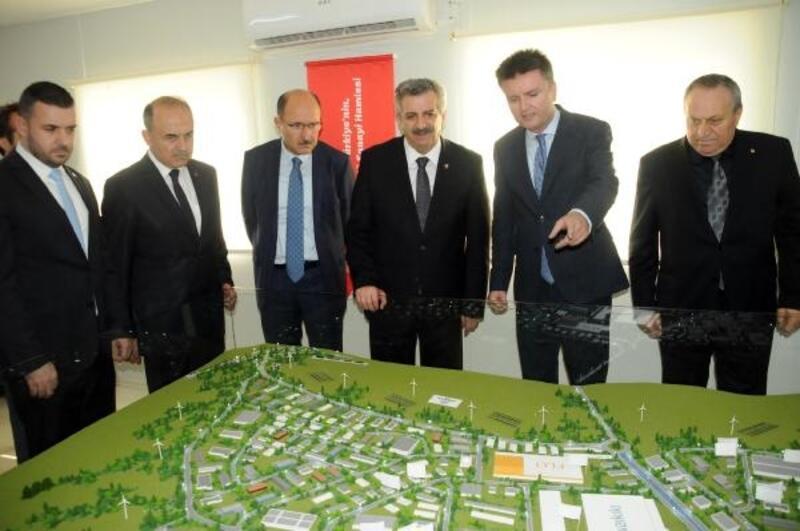 Yalova'da OSB'ler 52 bin kişilik istihdam sağlayacak