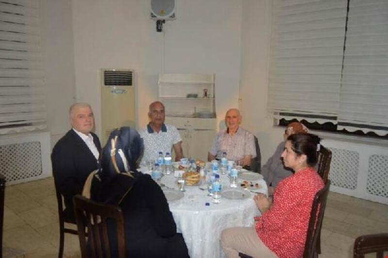 Tugay Komutanlığı'ndan şehit ailelerine ve gazilere iftar yemeği