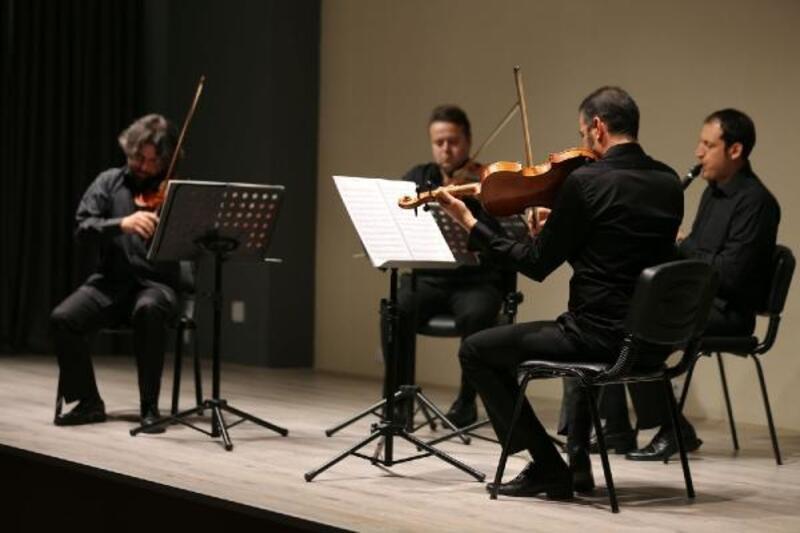 Odunpazarı'nda Oda Müziği konseri
