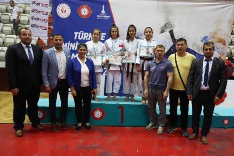 Minikler Türkiye Judo Şampiyonası sona erdi