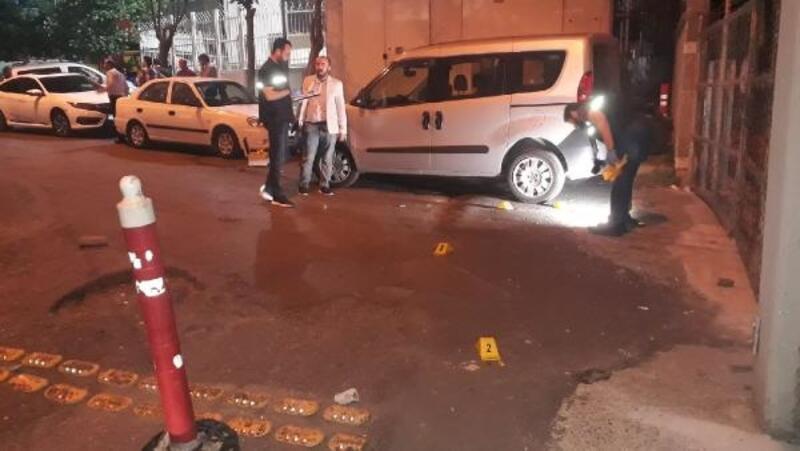 Kağıthane'de iftar saatinde kafe önündekilere silahlı saldırı: 4 yaralı